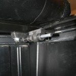 Access Vanish Tonneau Cover Tension Adjustment