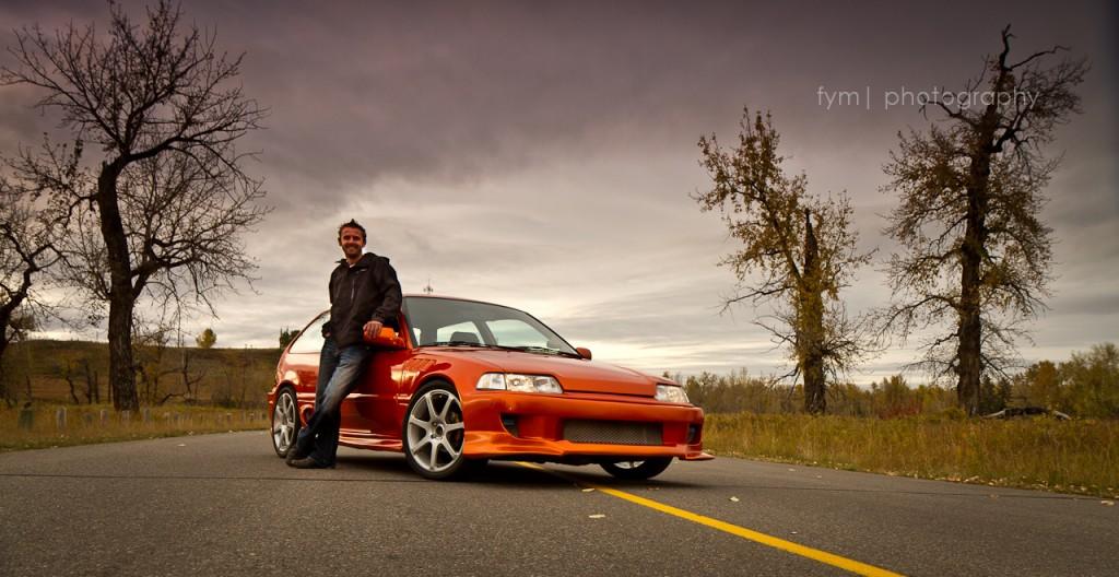 90civicrider - 1990 Honda Civic H/B & Owner Jeff Rendek