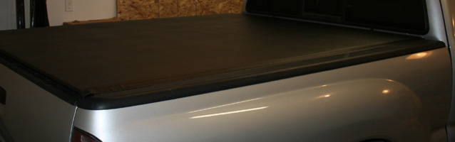 2009 Toyota Tacoma Roll-up Tonneau Cover Installation