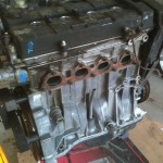B18a1 on Engine Stand