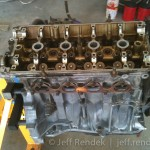 B18a1 Engine Dis-Assembly