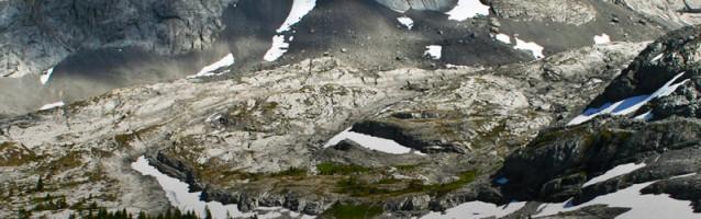 Hiking the Burstall Pass, Peter Lougheed Provincial Park