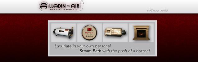 Alladin~Air Manufacturing Ltd.