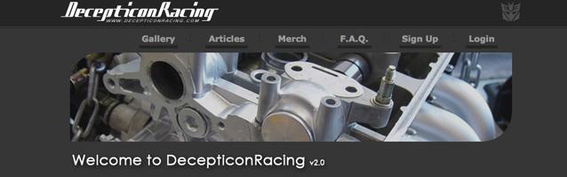 Decepticon Racing