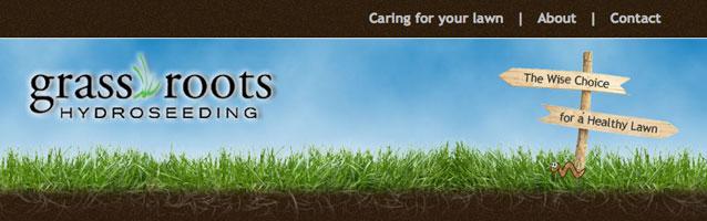 Grassroots Hydroseeding