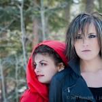 Models: Polina, Celia
