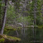 Grassi Lakes Trail - Canmore, AB - The Bow Valley