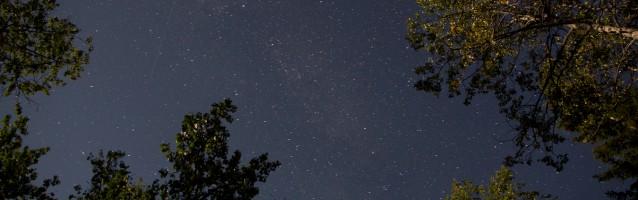 Astro Time-Lapse in Kananaskis Country, Alberta Canada