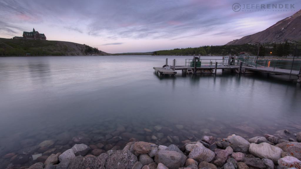 Waterton Lakes National Park - Alberta Canada